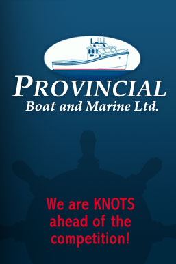 Provincial Boat and Marine � Manufacturers of 42' and 45' Fiberglass Fishing and Pleasure Boats in Eastern Canada